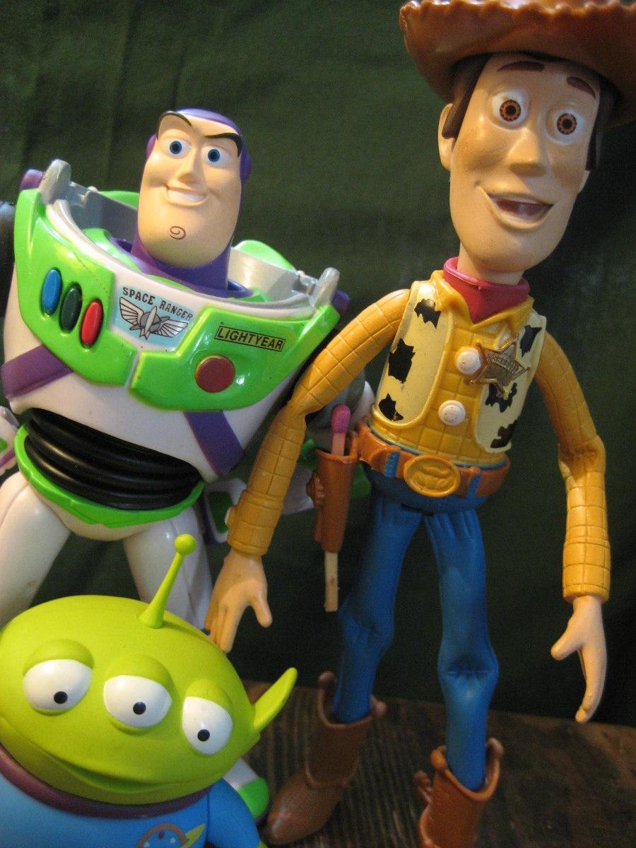 3 Muñecos Toy Story 60cb908efb7