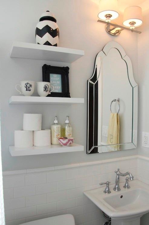 3 Nichos Prateleira 30x15 Mdf Banheiro Quarto Sala Cozinha