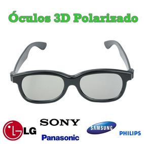 ec978601a Oculos 3d Lg - Óculos 3D no Mercado Livre Brasil