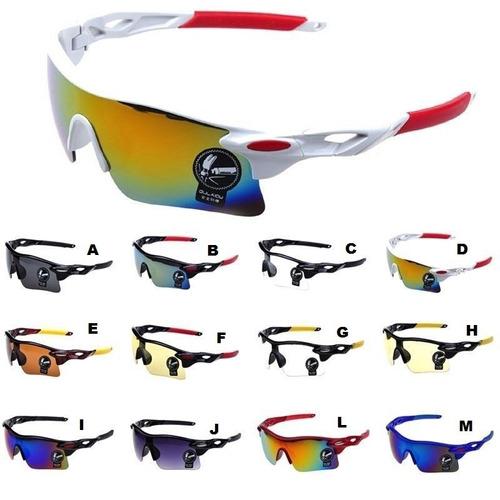 3 óculos sol ciclismo corrida caminhada bike vôlei praia