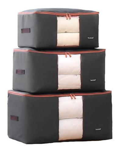 3 pack bolsas de almacenaje inteligente