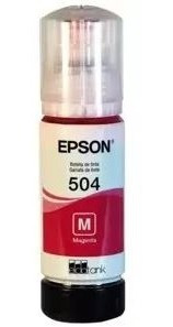 3 pack color tinta epson t504 l4150 l4160 l6161 l6171 l6191