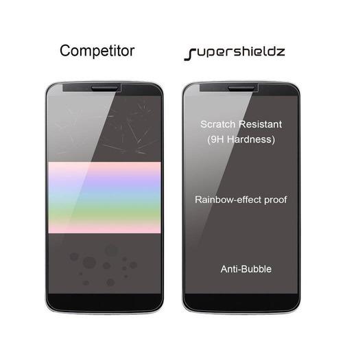 [3-pack] protector de la pantalla de cristal  + envio gratis