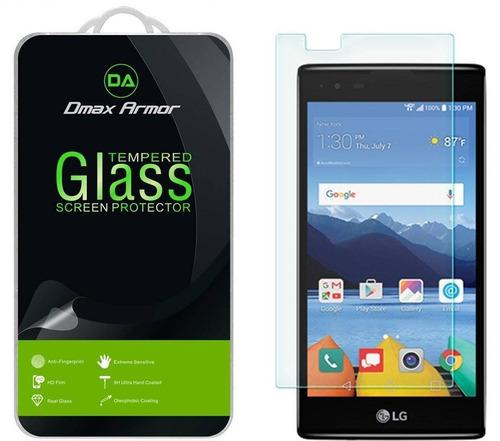 [3-pack] protector de pantalla para lg k8 v / + envio gratis