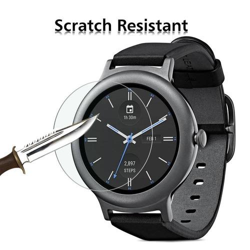 [3 pack] protector de pantalla para lg watch  + envio gratis