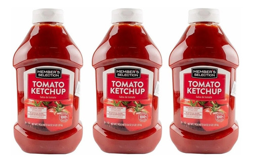 3 pack salsa de tomate members selection - g a $46