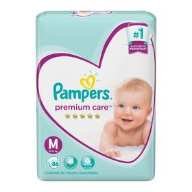 3 Packs Pampers Premium Care Mensual Todos Los Talles