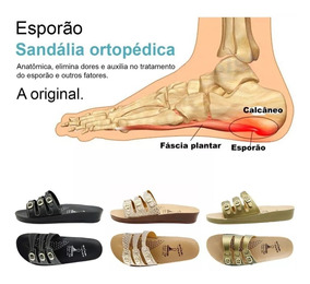 51d1693f8ce95 Tamanco Para Esporão De Calcaneo - Sapatos com o Melhores Preços no Mercado  Livre Brasil