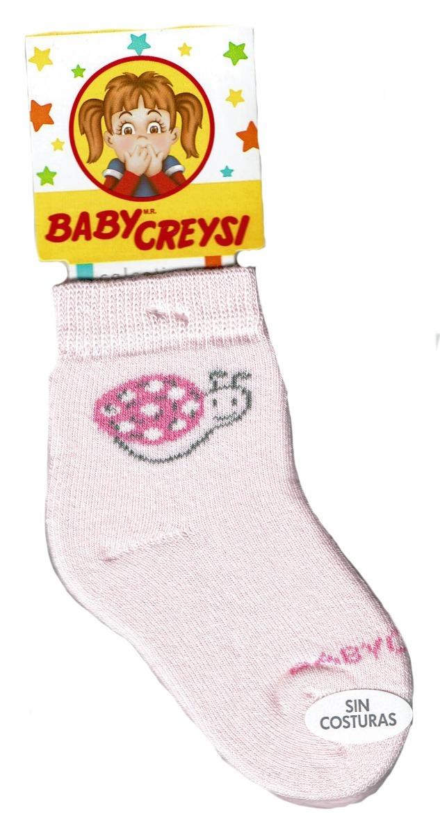 3 Pares De Calcetines Baby Creysi Modelo 610 Talla 0a12meses ...