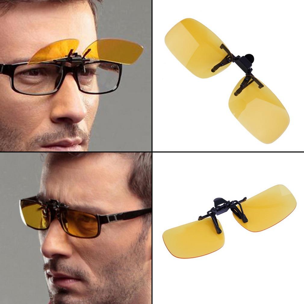 3 Pares De Lentes Encaixe Em Seu Óculos De Grau Ou De Sol - R  43,50 ... 311ade12e9