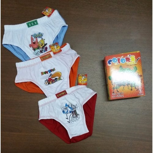3 pares de medias bebés x $ 2,00 promocioneslafamilia