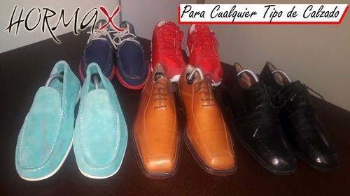 3 pares hormas envio gratis zapato hombre aumenta durabilida