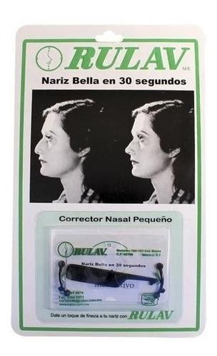 3 pares rulav respingador y corrector de nariz sin cirugia