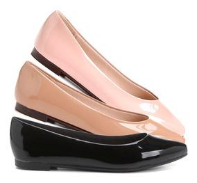 5f3132bc2 Sapatos Femininos Moleca - Sapatos com o Melhores Preços no Mercado ...