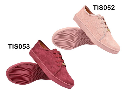 3 pares tênis feminino casual sapatênis iate   eleganteria