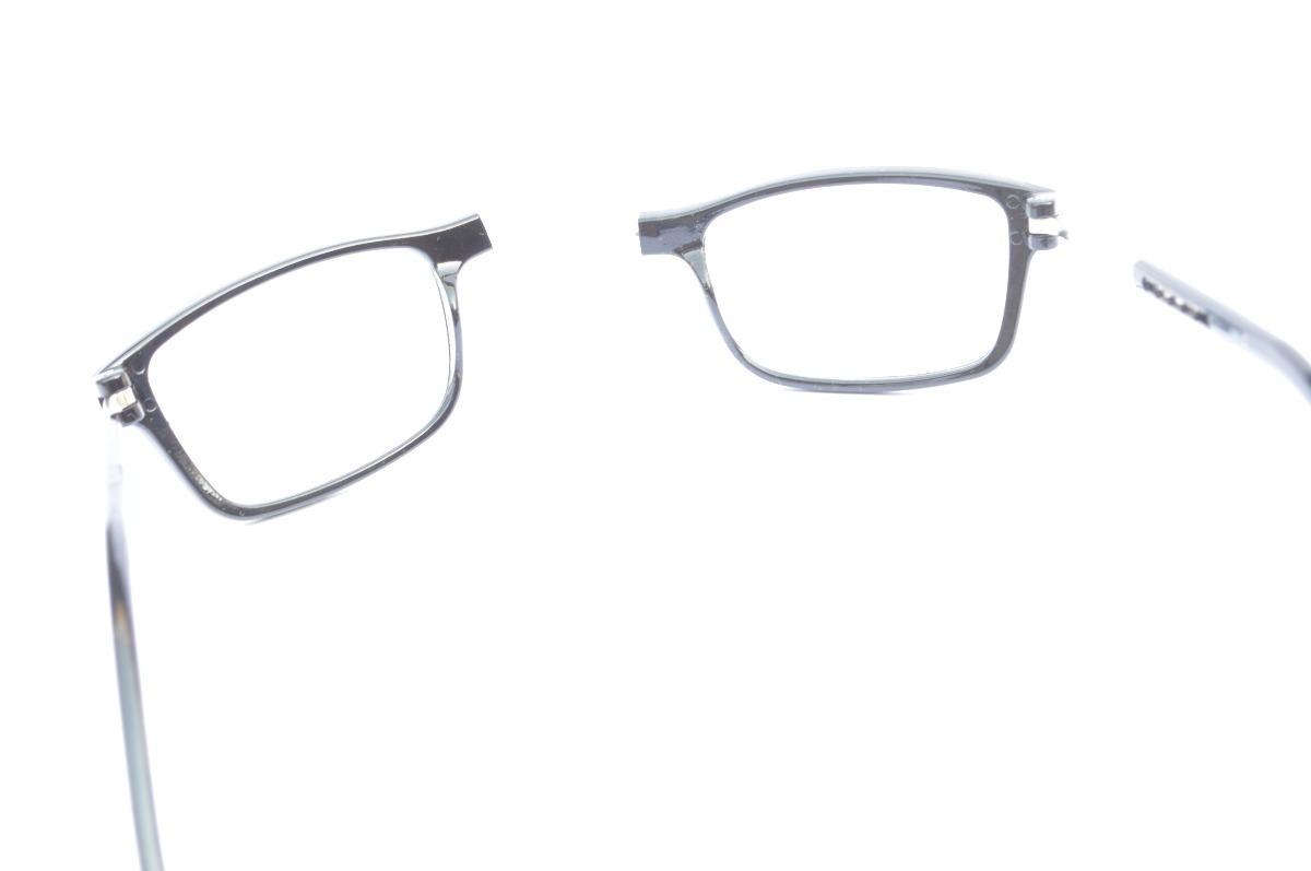 3 pç armação óculos grau com imã masculino black friday. Carregando zoom. 15ca403d9a