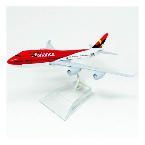 3 pç miniatura aviao metal boeing airbus varios modelos 16cm