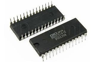3 pçs ci  m82c51a-2