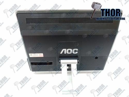 3 peças aoc m92 amd athlon neo x2 4gb 320hd all in one