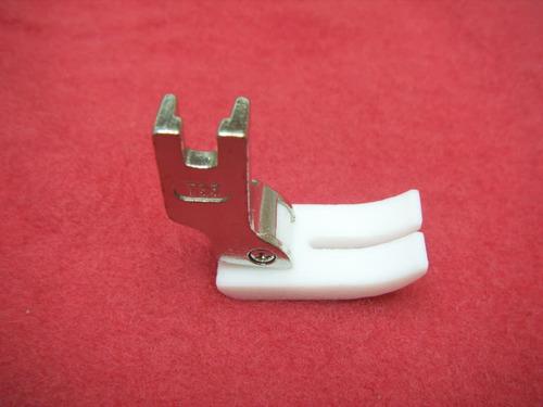 3 pie de teflon para maquina de coser recta industrial