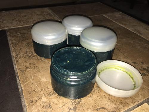 3 pomadas psoriasis alquitrán de hulla (1 mes d tratamiento)