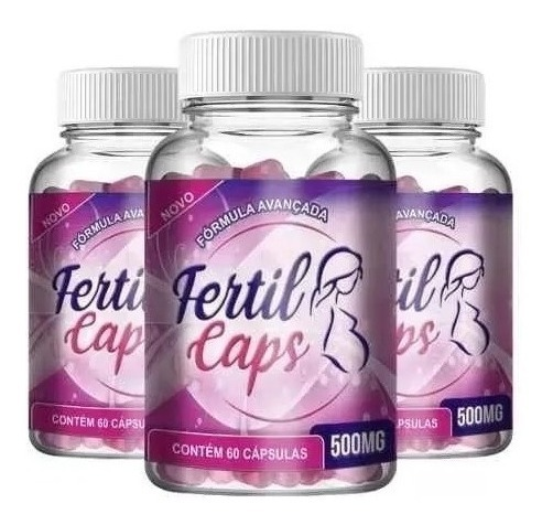 fertil caps serve para que