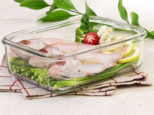 3 potes vidro tampa hermetica forno freezer geladeira