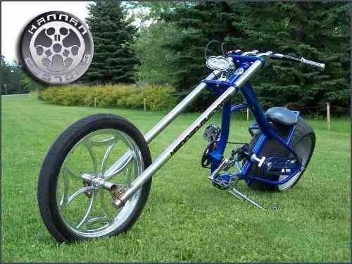 3 Projetos Bicicleta Chopper Brindes Moto Chopper
