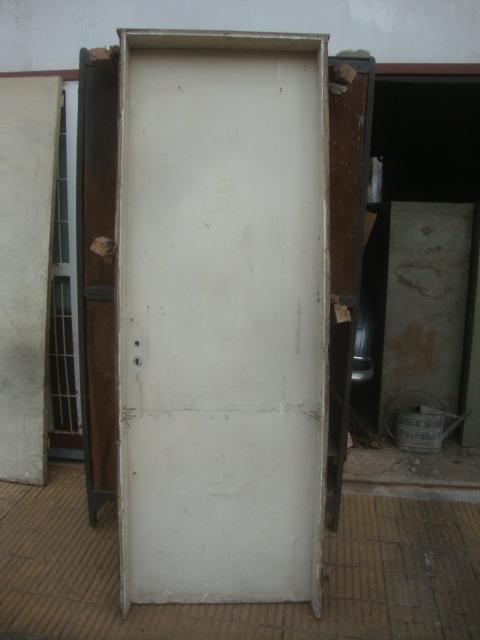 3 Puertas Placa Con Marco Cedro Precio X C/u - 81,5 X 2,22 - $ 1.100 ...