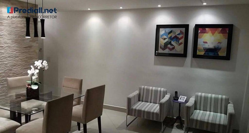 3 quartos, 1 suítes, 2 vagas, 65 m² - ap3776