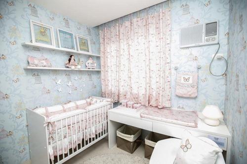 3 quartos com suíte em olaria