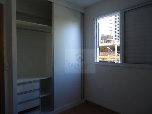 3 quartos, novo, acabamento excelente e condomínio barato, pertinho do shopping pátio - ap0125