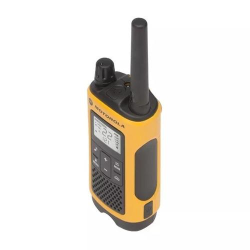 3 radios comunicadores motorola talkabout t400 até 56km