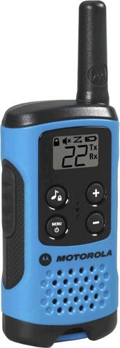 3 radios motorola talkabout walkie talkie 25 km nuevos t100