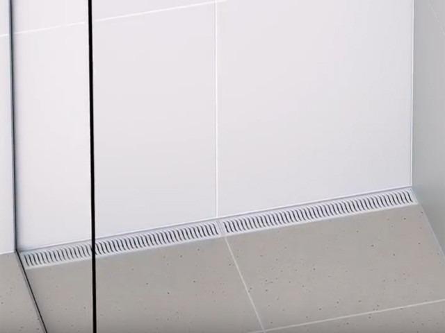 3 Ralo Linear Modular Banheiro Lavanderia Sifão Coletor Agua