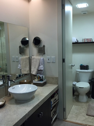 3 recámaras 2 baños, santa fe, excelente departamento