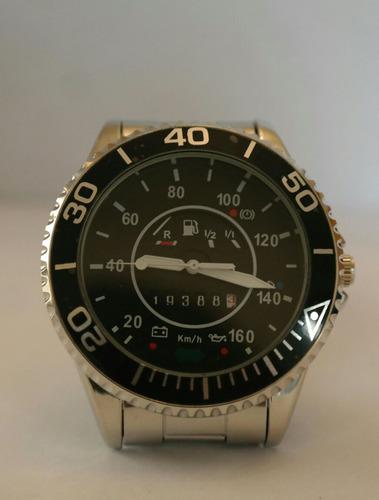 3 relojes edición vocho, ford 79 y mustang/maverick con caja