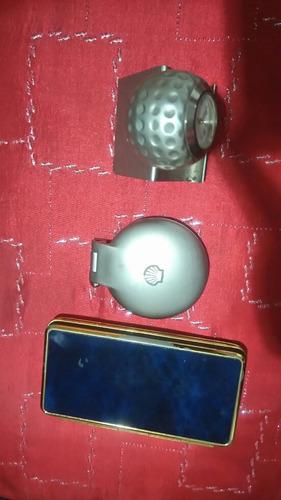 3 relojes seiko quartz de bolsillo y pelota golf a reparar