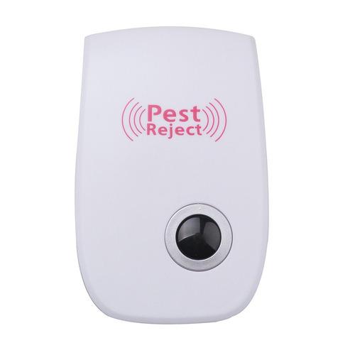 3 repelente eletrônico espanta ratos baratas e mosquitos