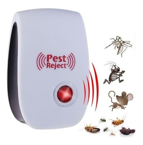 3 repelente eletrônico ultrasônico pest reject