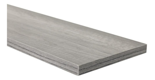 3 repisas flotantes minimalistas melamina modernas 50x15 cm