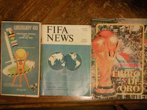 3 revistas de fútbol