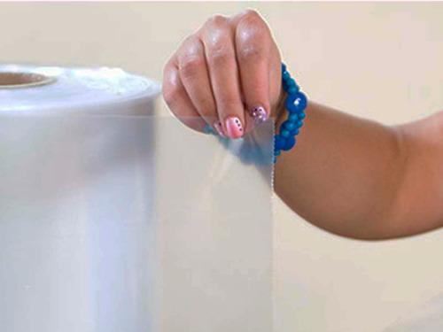 3 rollos de bolsa transparente p/ lavandería ahora + bolsas
