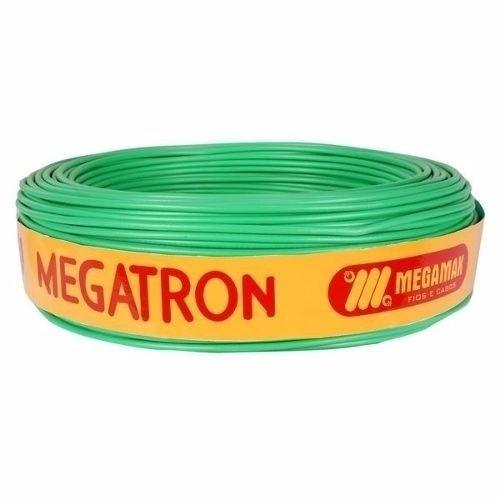 3 rolos flex megatron flex 2,5mm c/100 mts cada cor sortida