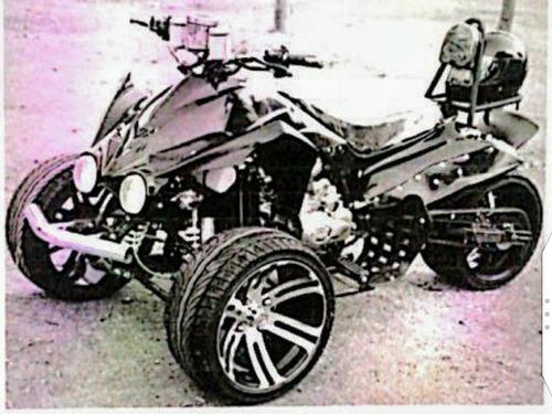 3 ruedas moto (trike)