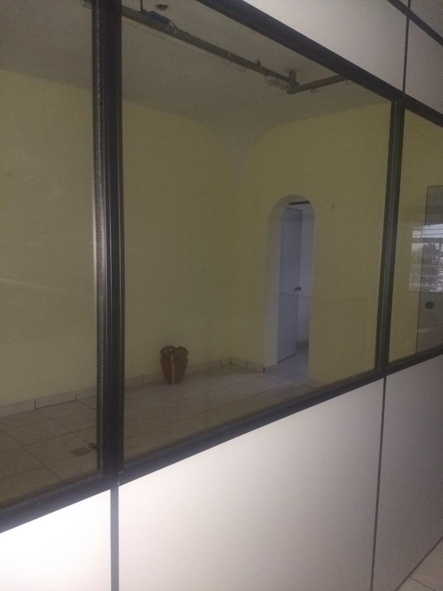 3 salas - espaço para 20 carros - galpão ou empresa c. 35