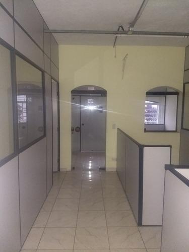 3 salas - espaço para 20 carros - galpão ou empresa  fl25