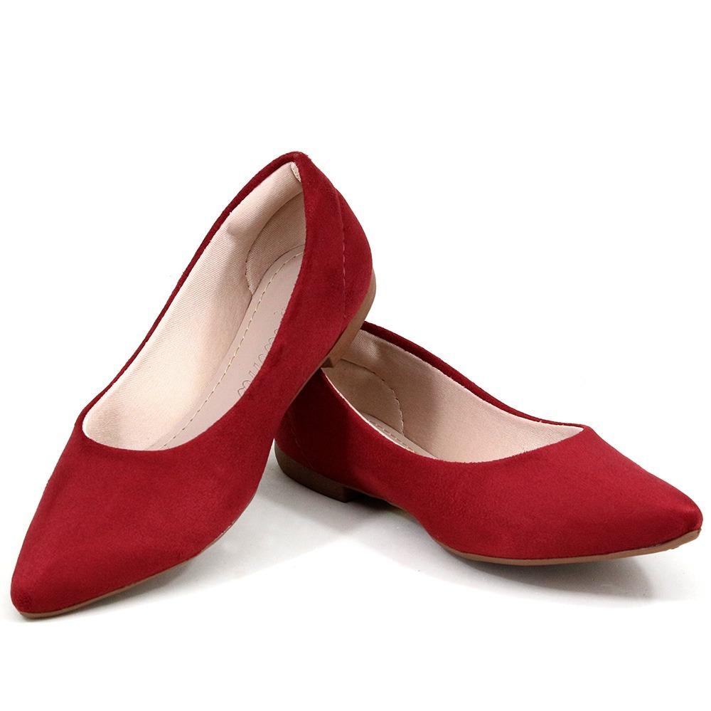 9cf7e2ef43 3 sapatilhas bico fino moda promoção barato atacado conforto. Carregando  zoom.