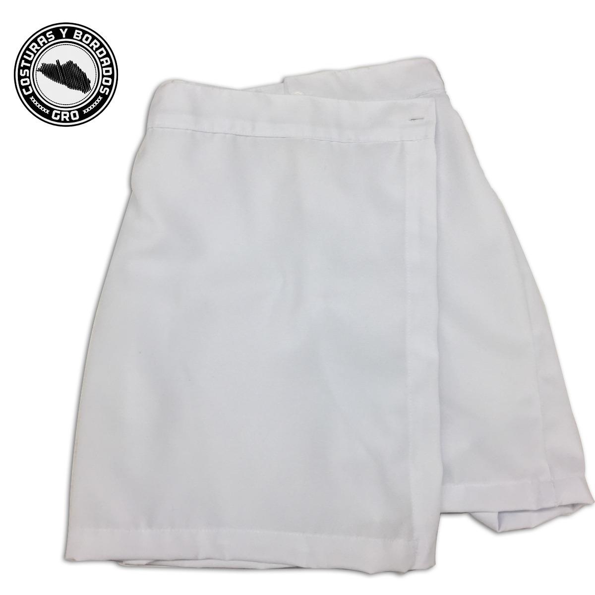 24086e0255bf5 3 Shorts Falda Escolares Para Niña -   500.00 en Mercado Libre