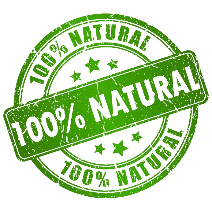 Resultado de imagem para produto 100% natural